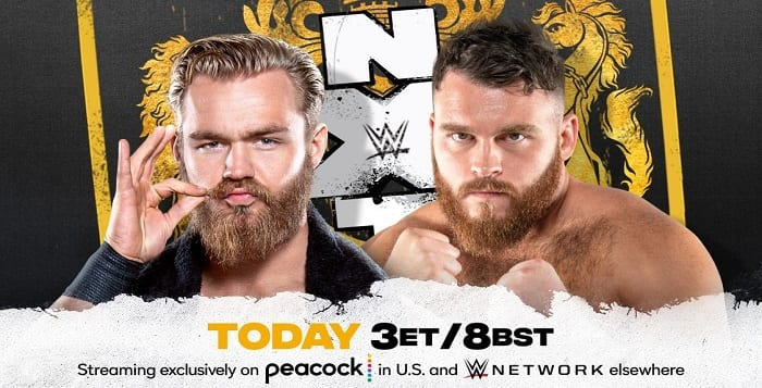 NXT UK Results – July 15, 2021