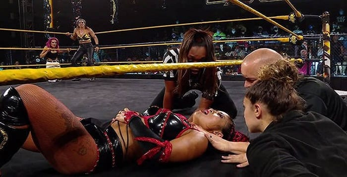 Scary Injury Takes Place During This Week's NXT