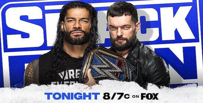 SmackDown Live Coverage And Results – July 30, 2021