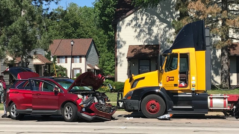 Crash At Holland Sylvania Road Wtol Com