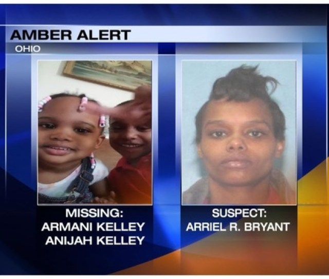 New Details Picture Of Suspect In Amber Alert Out Of Cleveland