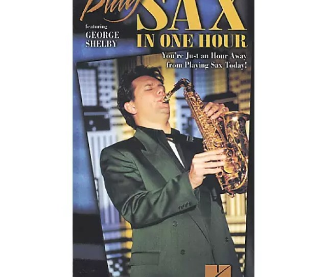 Hal Leonard Play Sax In One Hour Video Thumbnail