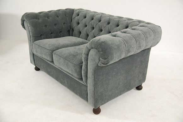 CHESTERFIELD YORK 2 SITS SOFFA GLIMåKRA OUTLET