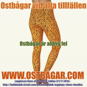 Ostbågsleggings