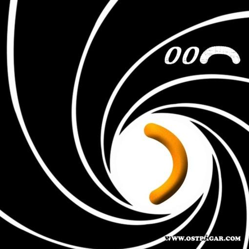 Ostbågar James Bond