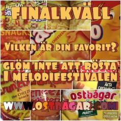 Finalkväll Melodifestivalen