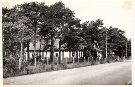 Trelleborgs skollovskoloni Östersjövägen Höllviken