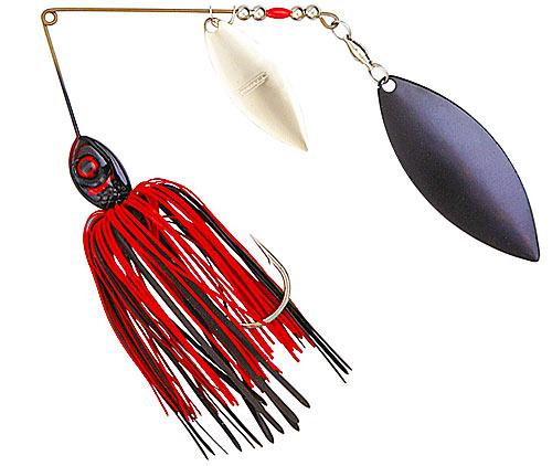 ett fiskedrag från booyah bait co.