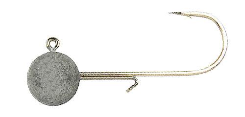jigghuvuden för jiggfiske