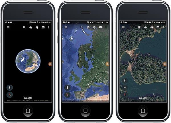 fiskaplatser google earth