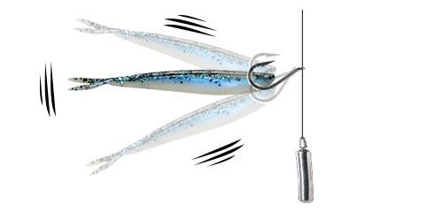 bild på fisketeknik
