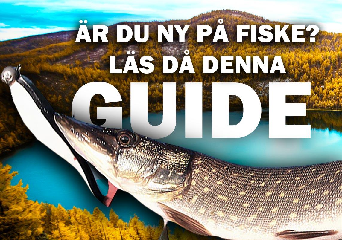 kroken upp fiske butik