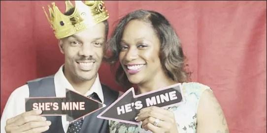 Ansheai Spence And Jeremiah Joness Wedding Website