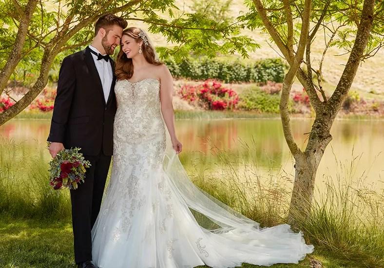 Essense Of Australia D2145 Wedding Dress
