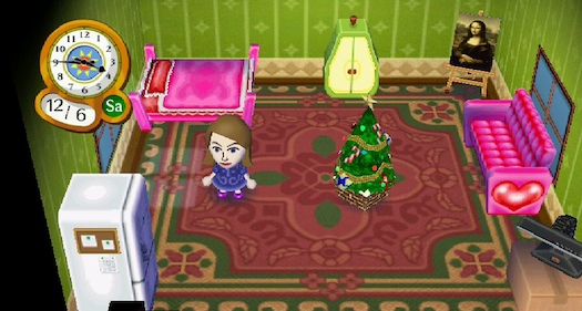 An Animal Crossing Christmas
