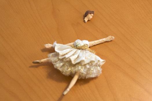 Broken Ballerina