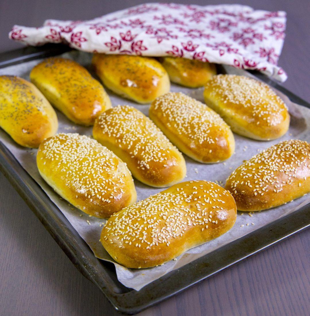 subway bröd recept