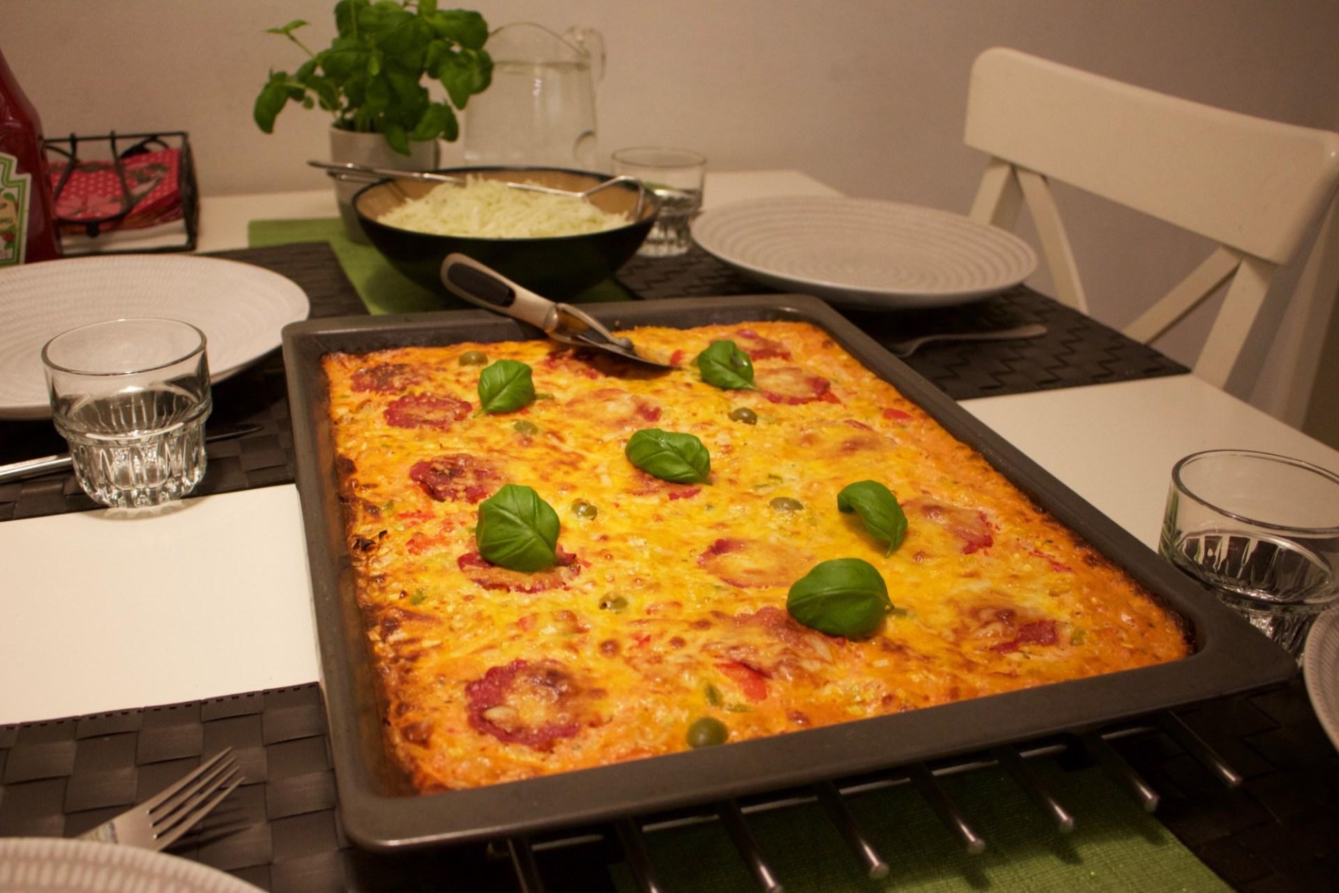 Makaronipizza