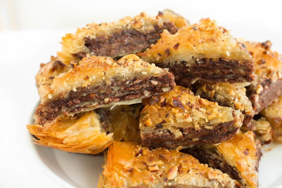Chokladbaklava