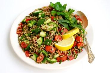 Libanesisk sallad