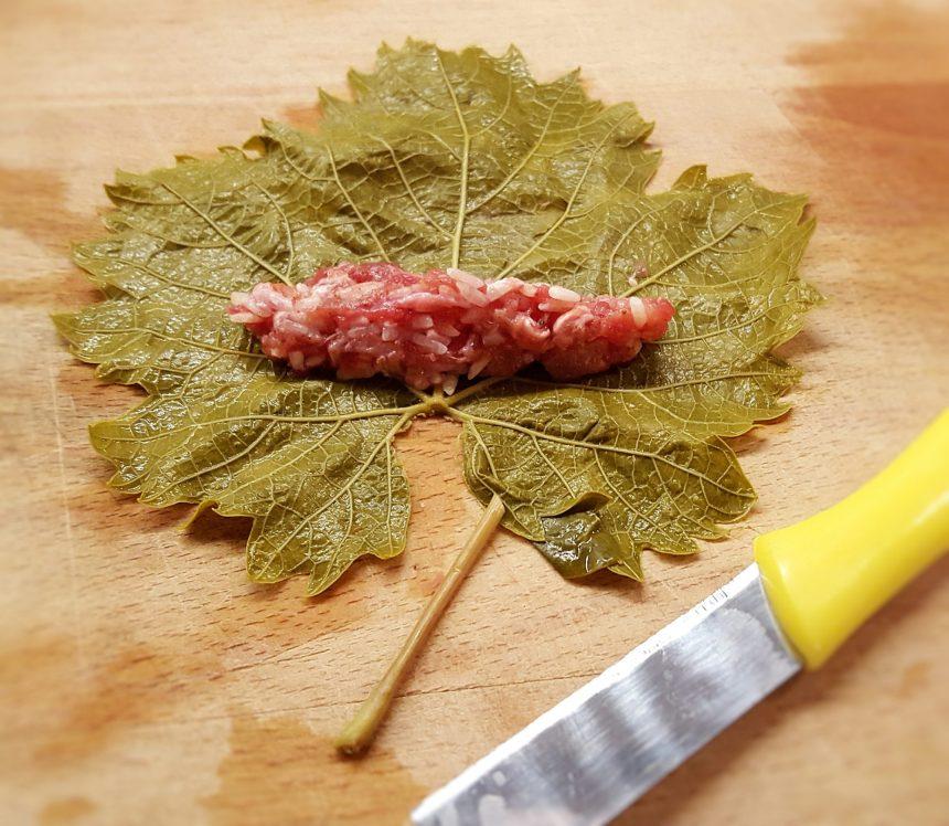 Vinbladsdolma