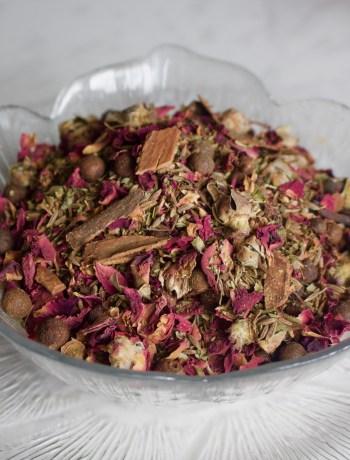 Kebbeh kryddor