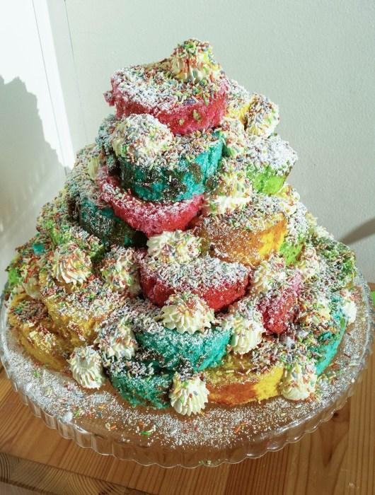 rulltårtstårta