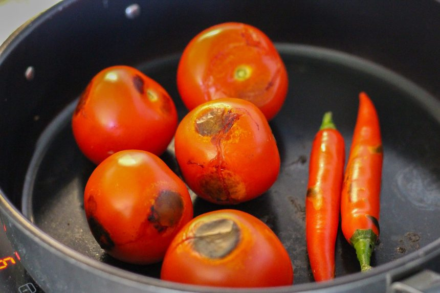 salsa roja