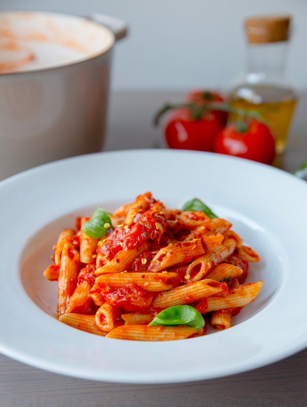 pasta arrabiata zeinas kitchen