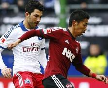 Video: Hamburger SV vs Nurnberg