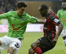 Video: Eintracht Frankfurt vs Hannover 96