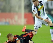 Video: Borussia M gladbach vs Hamburger SV
