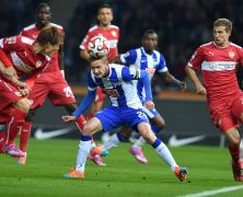 Video: Hertha BSC vs Stuttgart