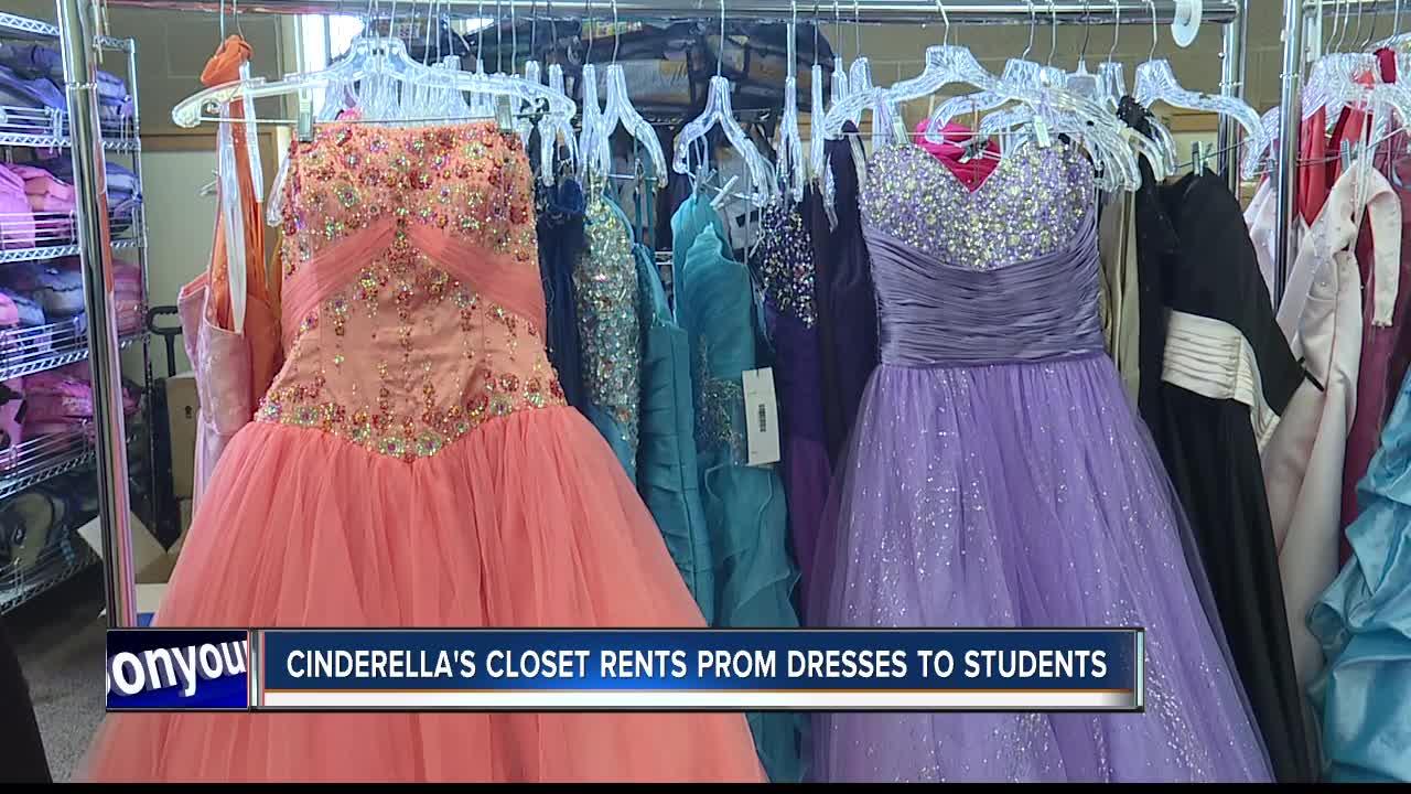 Cinderella S Closet Rents Prom Dresses Tuxedos