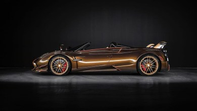 This One-of-a-Kind Pagani Hurayra Roadster BC Is the Most Otherworldly Car You'll See Today