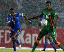 Video: Cape Verde Islands vs Zambia