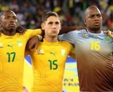 Video: Nam Phi vs Botswana