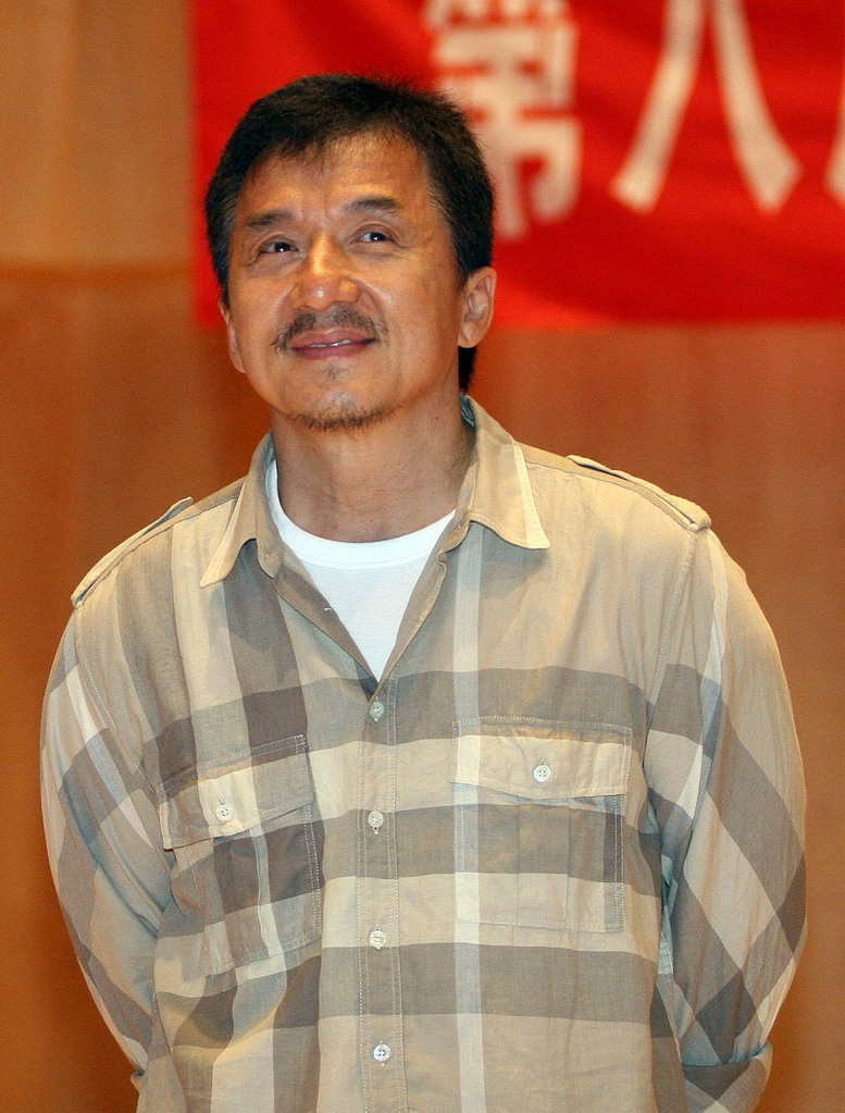 Jackie Chan to build n...