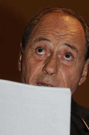 Eugenio Raúl Zaffaroni, uno de los jueces de la Corte actual (Télam)