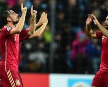 Video: Luxembourg vs Tây Ban Nha