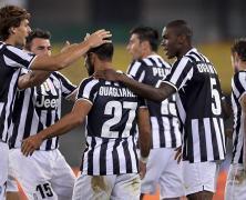 Video: Chievo vs Juventus