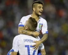 Video: Italy vs  Fluminense