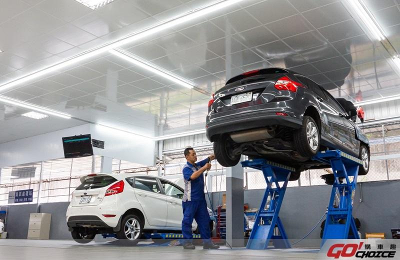 最高規格的全新專業服務-Ford中太汽車塔悠服務廠開幕 - Yahoo奇摩汽車機車