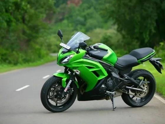 2012 kawasaki ninja 650 road test