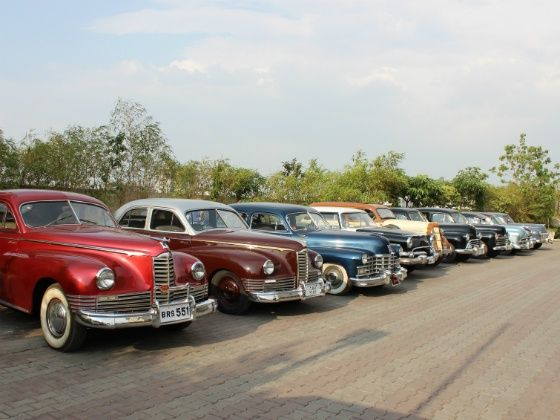 Annual Vintage And Classic Car Club Of India S Pune Rally To Be Held On 14 15 February Zigwheels