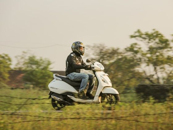 Scooter review after riding the TVS Jupiter for 4000km