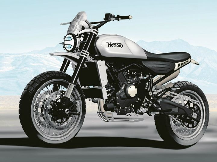 Image result for All new 650 cc scrambler from Norton revealed – Rivals Royal Enfield 650