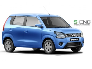 2019 Maruti Wagonr Cng Launched At Rs 4 84 Lakh Only