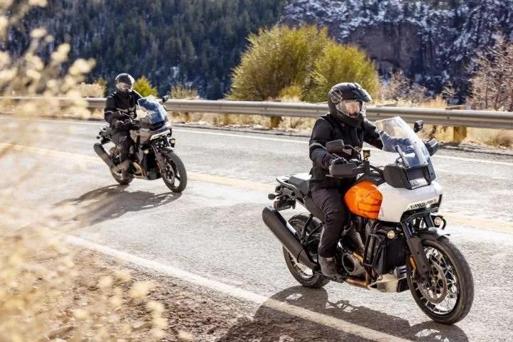 Harley-Davidson Pan America variants