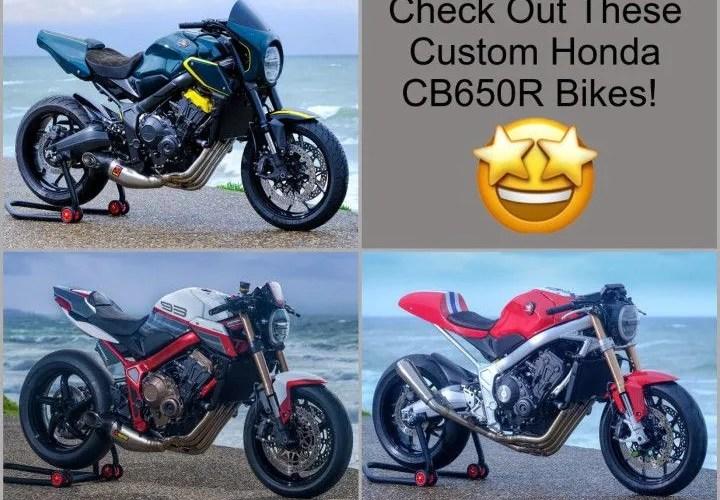 Custom CB650R Zig